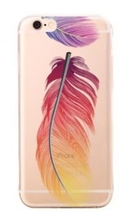 Trendynakup silikonový iPhone obal 7 Magical Feather (33P16)